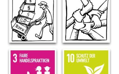 Neue Materialien vom Weltladen-Dachverband