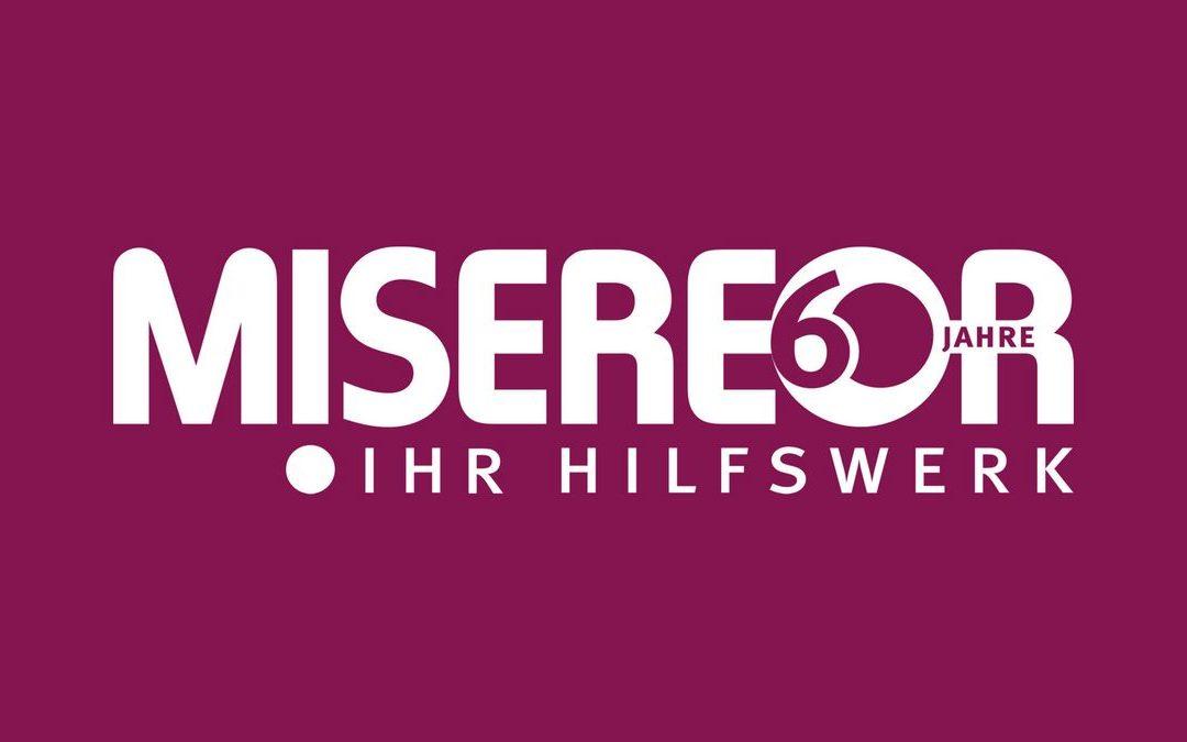 Happy birthday, Misereor!