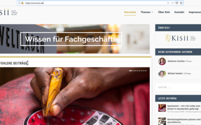 Kisii -Der neue Fair Trade Blog