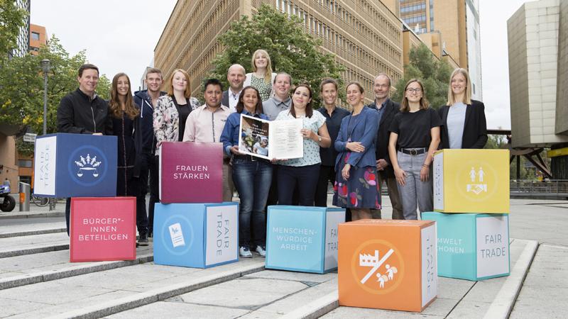 Neue internationale Charta des Fairen Handels