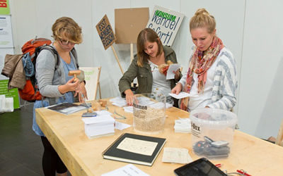 """""""WIR KÖNNEN AUCH ANDERS"""" – Ausstellung """"KonsumWandel"""" in Osnabrück"""