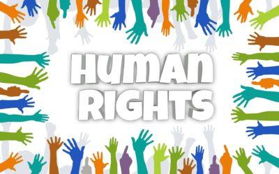 Menschen und Arbeitsrechte weltweit verbindlich schützen! Weltläden übergeben Unterschriften an Bundestagsabgeordnete