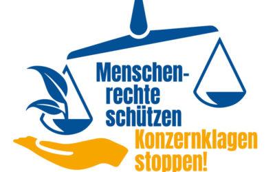 Stoppt Sonderklagerechte von Konzernen