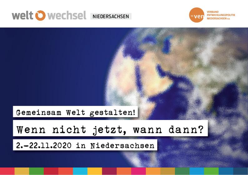 Weltwechsel Niedersachsen – Gemeinsam Welt gestalten
