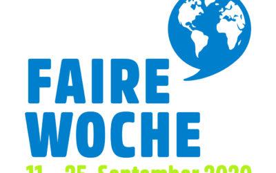 Die Faire Woche 2020 findet statt